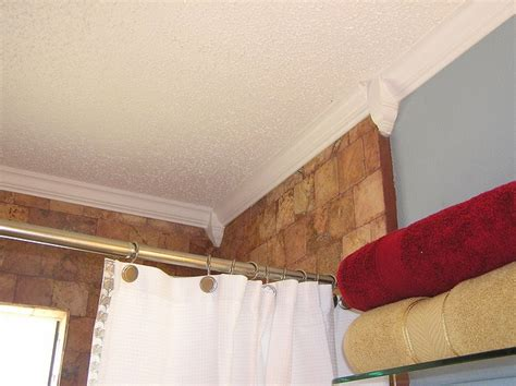 bathroom crown molding ideas crown molding in bathroom tile bathroom