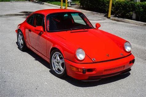 Porsche 964 Cup Car by 1992 Porsche 964 Cup Car For Sale In Boca Raton Fl