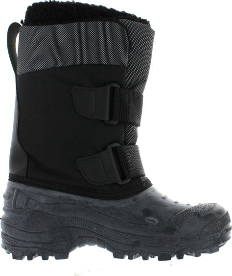 tundra boys plateau waterproof snow boots