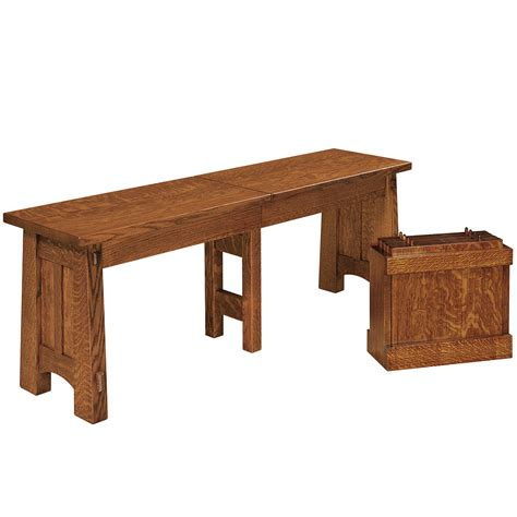 Discounted Kitchen Islands by Mccoy Amish Bench Amish Dining Room Furniture