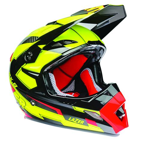 lazer motocross lazer mx8 geotech pure carbon fibre mx off road dirt bike