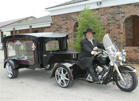 tombstone hearse about tombstone