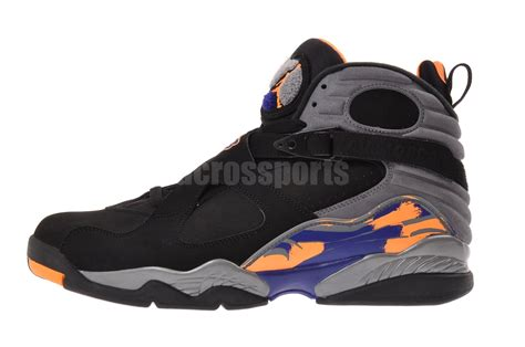suns basketball shoes nike air 8 retro mens suns basketball shoes