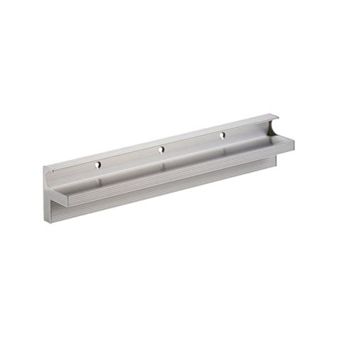 Bookcase Shelf Hardware by Cube 18 Quot Metal Shelf Bracket Bluestoneshelves