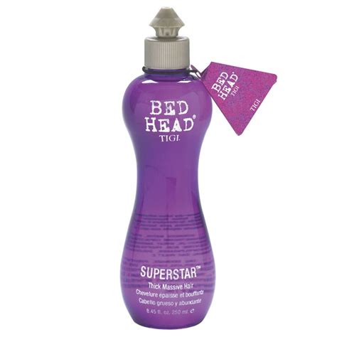 bed head superstar tigi bed head superstar blow dry lotion 250ml