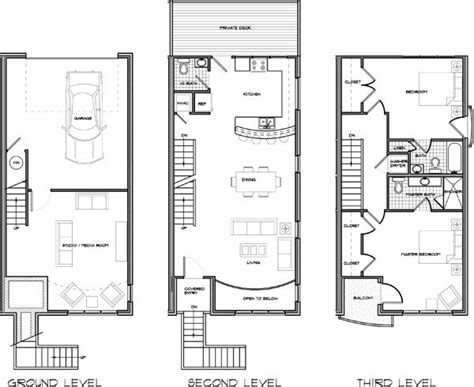 shotgun house floor plan architect pinterest small shotgun house plans narrow lot house plans and