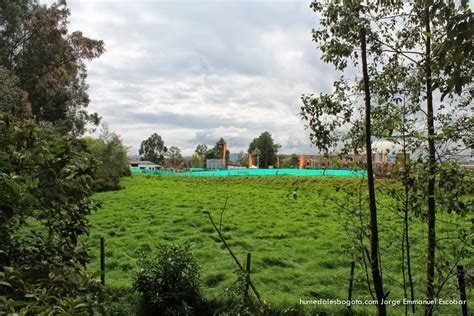la conejera bogota impactos de la construcci 243 n reserva fontanar en el humedal