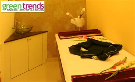 salon aecs layout green trends unisex hair and style salon beauty grooming