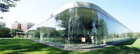 Glass Pavilion sanaa glass pavilion at the toledo museum of art ohio