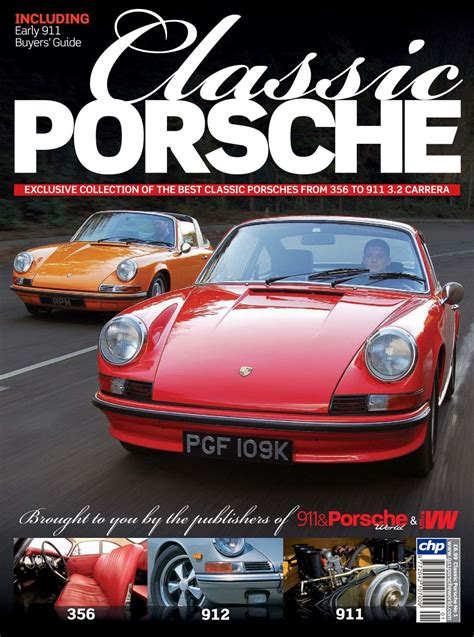 porsche magazin classic porsche magazine classic porsche issue 1