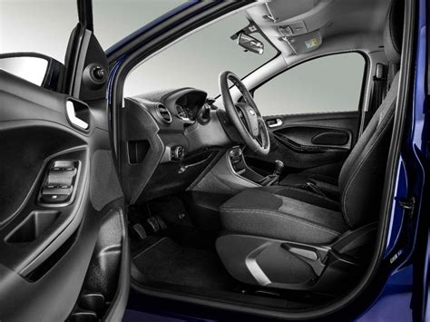 ford ka interior all new ford ka 5 door revealed in europe ford authority