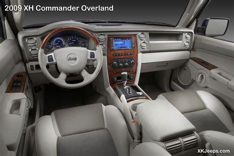 jeep commander inside xkjeeps com