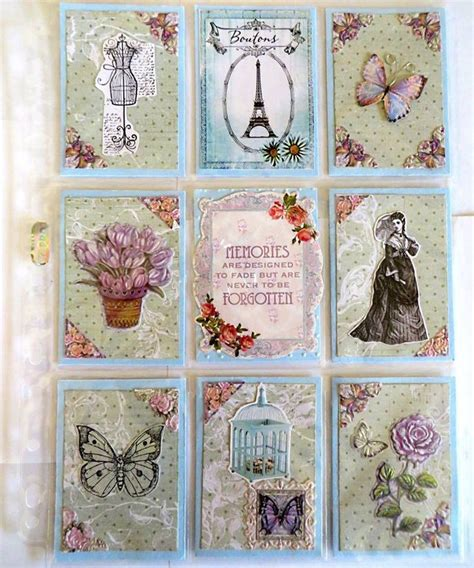 shabby chic style pocket letter pocket letters pinterest shabby shabby chic style and chic