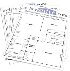 In Law Apartment Plans by Mother In Law Suite Floor Plans Mother In Law Suite