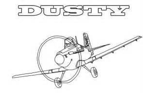dusty color dusty crophopper disegno da colorare planes disegni da