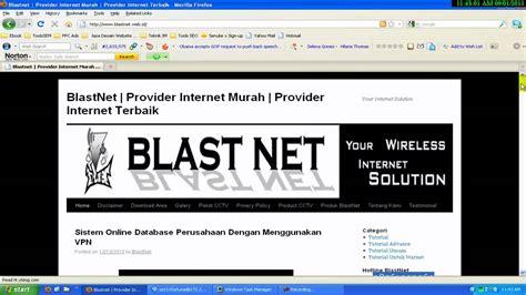 Wifi Unlimited Murah wireless service provider yang unlimited cepat