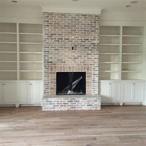 feuerstelle gemauert best ideas about chicago brick fireplace farmhouse
