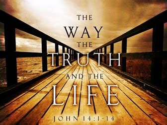 Kebenaran Kebenaran Dasar Iman Kristen yesus jalan dan kebenaran dan hidup mengenal yesus