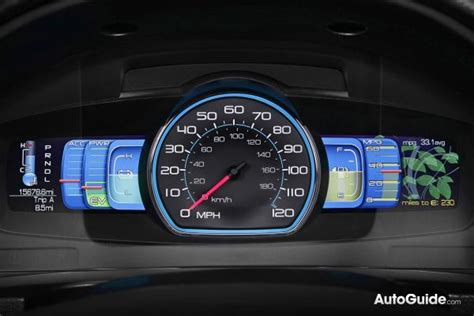 tire pressure monitoring 2010 ford fusion instrument cluster 2010 ford fusion hybrid review car reviews