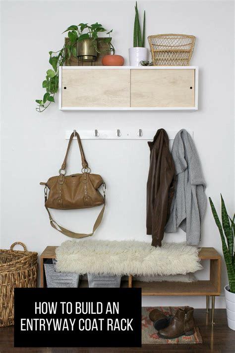 simple diy coat rack hawthorne  main