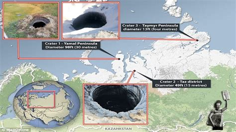 the mysterious bermuda triangle hookedoninspirations blog bizarre siberian craters may solve the mystery of the