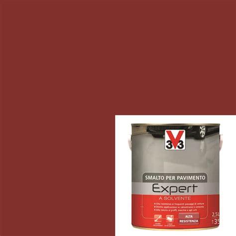 smalto per pavimenti in cemento smalto per pavimenti alta resistenza expert rosso mattone