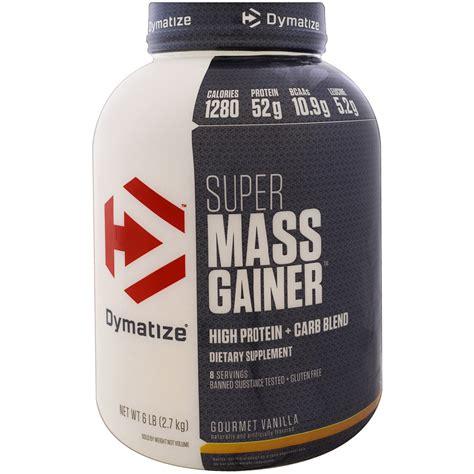 Elite Masa Gainer Ecer 2 Lbs dymatize nutrition mass gainer gourmet vanilla 6