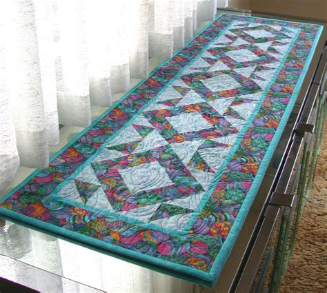 table runner patterns you to see easter table runner by allthatpatchwor
