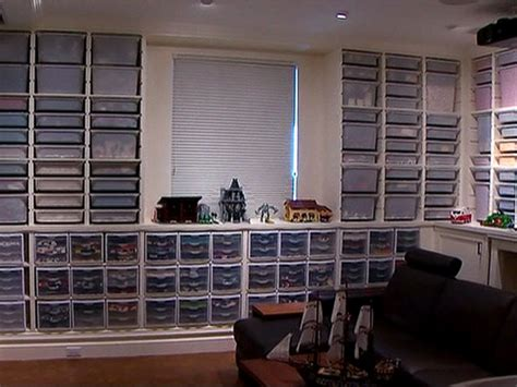 lego room seattle guy s lego man cave contains about 250 000 pieces