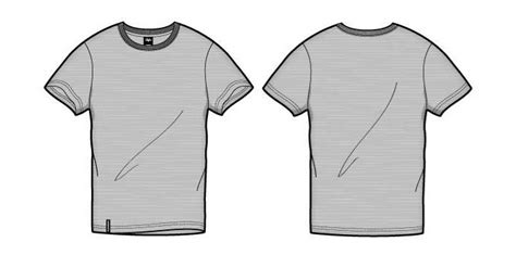 41 Blank T Shirt Vector Templates Free To Download Typography T Shirt Design Template