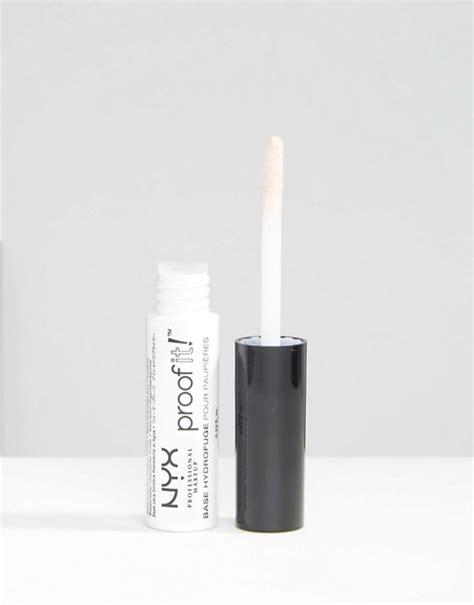 Nyx Proof It Eyeshadow Primer nyx professional makeup nyx professional make up proof it waterproof eye shadow primer