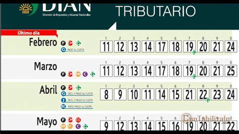 calendario impuesto industria y comercio bucaramanga 2016 calendario tributario 2016 ica 45 que es el calendario
