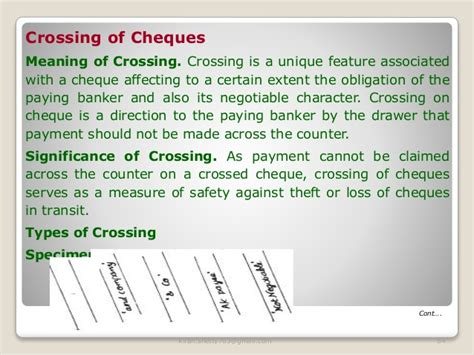 Meaning Of Drawer And Drawee Of Cheque by Bgs Chapter 8