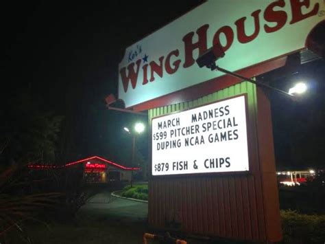 Wing House Gainesville by Local Sports Bars Restaurants Feel Loss After Gators Fail