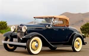 1932 Ford V8 Curbside Classic 1932 Ford V8 America S V8 Affair
