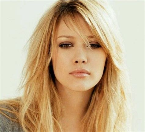 hairstyles add my picture choppy layers hilary duff as i mentioned earlier a