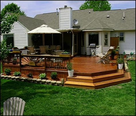 deck ideas and plans new interior exterior design