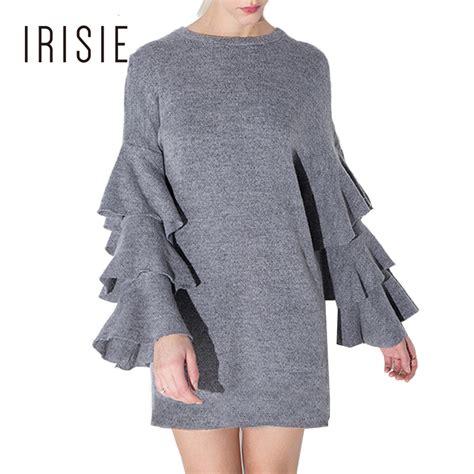 irisie apparel casual fashion clothing gray
