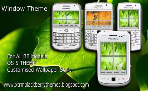 love google theme only for blackberry bold9000 by window theme for all blackberry models v5 0 only