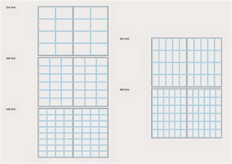 layout grid graphic design studio practice study task 2 grids