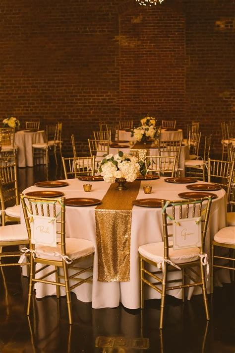 wedding table runners gold 115 best images about c j wedding on pinterest 2015