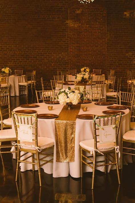 Best 25  Gold wedding decorations ideas on Pinterest