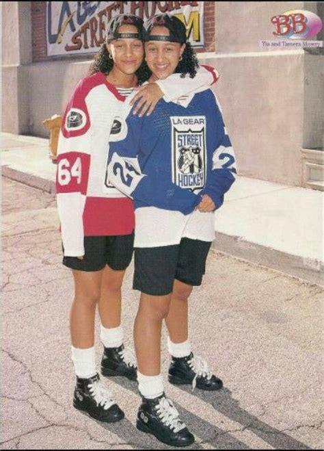 throwback photo of the day tia tamera with their tia tamera mowry love those twins pinterest tamera