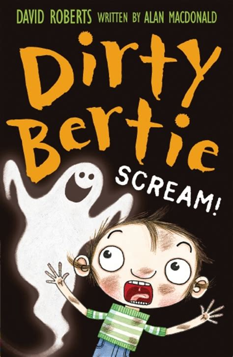 scream books the store bertie scream book