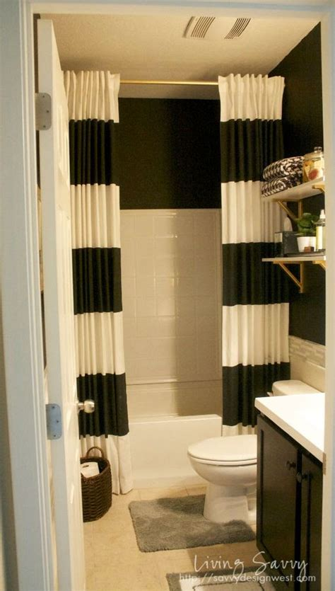 bathroom ideas with shower curtain long shower curtains extra long shower curtain and shower curtains on pinterest
