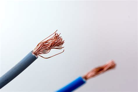 common wire sizes for home wiring installation