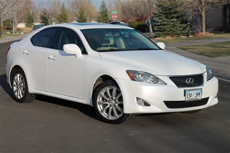 used lexus 2007 2007 lexus is 250 pictures cargurus
