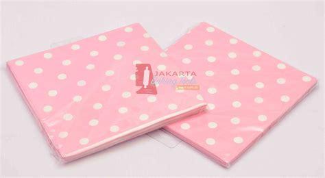 Kemasan Tempat Kue Cup Cake Paper Cup Polkadot 12pcs Pc022 1 polka napkin pink jakarta baking tools supplies