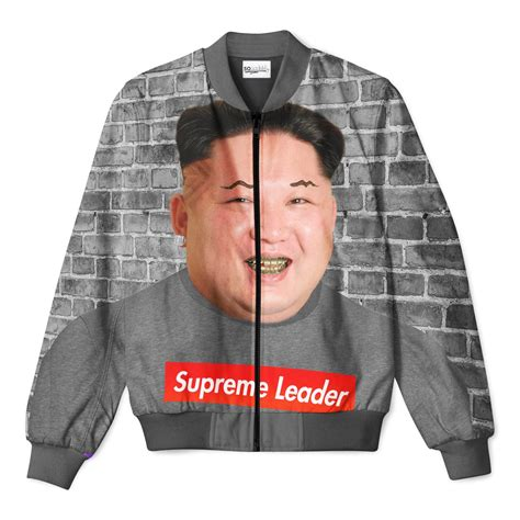 supreme leader supreme leader jacket soscribbly