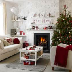 Christmas Livingroom Magical Christmas Living Room Ideas